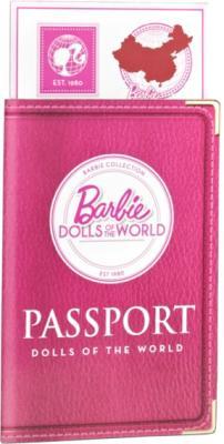 Коллекционная кукла Mattel Барби Китай (X3902/W3323) - паспорт и билеты