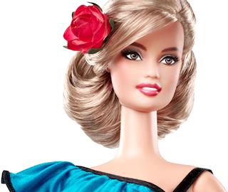 Коллекционная кукла Mattel Барби Аргентина (X3902/W3375) - крупный план
