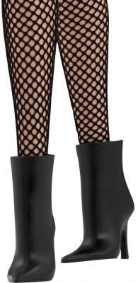 Коллекционная кукла Mattel Барби Мода. Обувь (W3378) - полусапожки