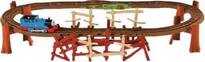"""Железная дорога детская Fisher-Price Трекмастер """"Качающийся мост"""" (R9485) - общий вид"""