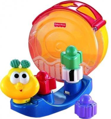 "Развивающая игрушка Fisher-Price Сортер ""Улитка"" (71922) - общий вид"