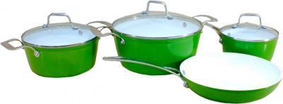 Набор кухонной посуды SSenzo PT45FOP7 - общий вид