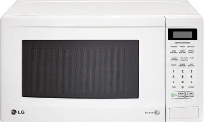 Микроволновая печь LG MS2041F - общий вид