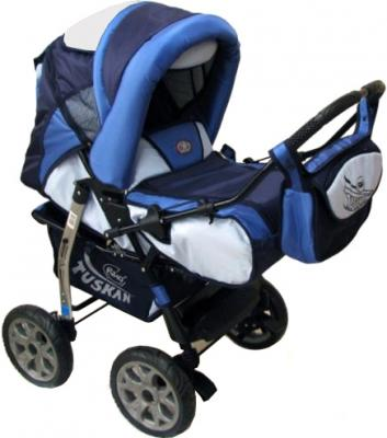 Детская универсальная коляска Riko Tuskan 05 - общий вид