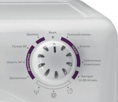 Стиральная машина Candy GOYE105LC-07 - панель управления