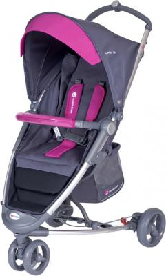Детская прогулочная коляска Euro-Cart Lira 3 Magenta - общий вид