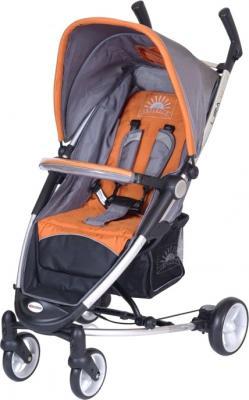 Детская прогулочная коляска Euro-Cart Lira 4 Orange - общий вид
