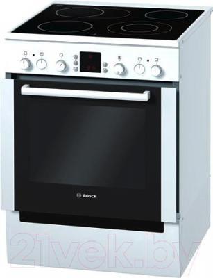 Кухонная плита Bosch HCE644623R