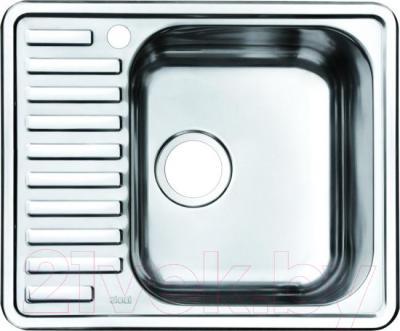 Мойка кухонная Iddis Strit STR58SRi77
