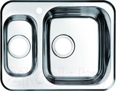 Мойка кухонная Iddis Strit STR60PZi77