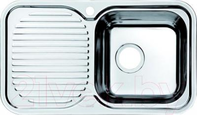 Мойка кухонная Iddis Strit STR76PRi77