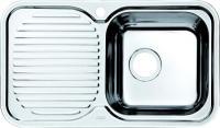 Мойка кухонная Iddis Strit STR76SRi77 -