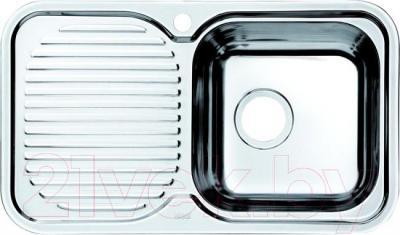 Мойка кухонная Iddis Strit STR76SRi77
