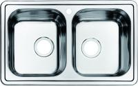 Мойка кухонная Iddis Strit STR78P2i77 -