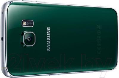 Смартфон Samsung Galaxy S6 Edge / G925F (изумруд)