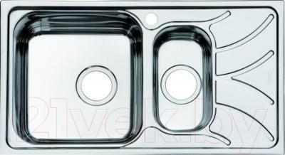 Мойка кухонная Iddis Arro ARR78SXi77