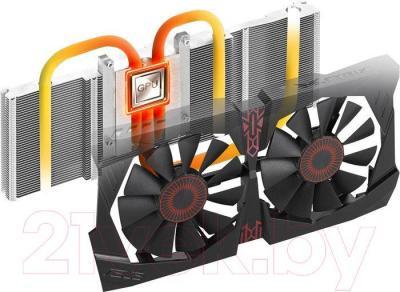 Видеокарта Asus STRIX R9 285 DirectCU II OC 2GB GDDR5 (STRIX-R9285-DC2OC-2GD5)
