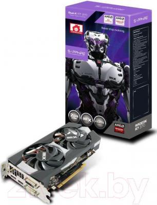 Видеокарта  Sapphire R7 370 2GB GDDR5 (11240-06-20G)