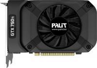Видеокарта Palit GeForce GTX 750 Ti StormX 1024MB GDDR5 (NE5X75T01301-1073F) -