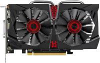 Видеокарта Asus STRIX GeForce GTX 750 Ti OC 2GB GDDR5 (STRIX-GTX750TI-OC-2GD5) -