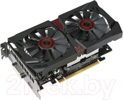 Видеокарта Asus STRIX GeForce GTX 750 Ti OC 2GB GDDR5 (STRIX-GTX750TI-OC-2GD5)