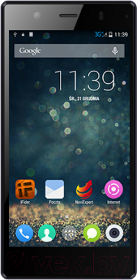 Смартфон MyPhone Infinity 3G (черный)