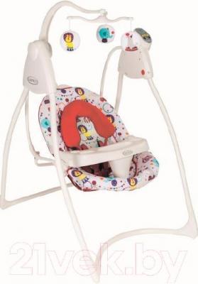 Качели для новорожденных Graco Lovin Hug 1L98CCUE (Circus)