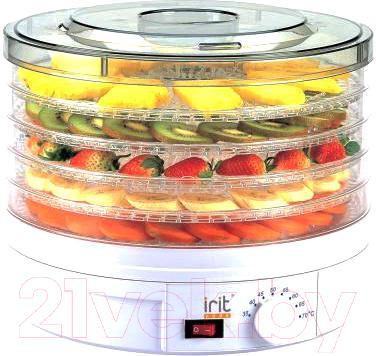 Сушка для овощей и фруктов Irit IR-5921