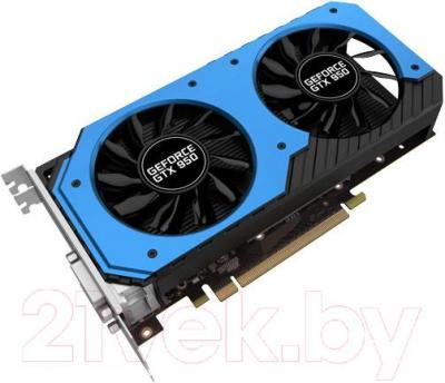 Видеокарта  Palit GeForce GTX 950 StormX Dual 2GB GDDR5 (NE5X950S1041-2063F)