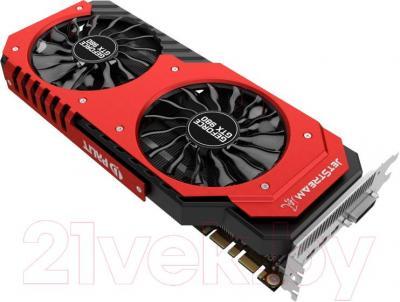 Видеокарта Palit GeForce GTX 960 JetStream 4GB GDDR5 (NE5X960010G1-2062J)