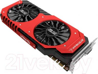 Видеокарта Palit GeForce GTX 980 JetStream 4GB GDDR5 (NE5X980014G2-2042J)