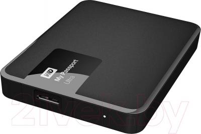 Внешний жесткий диск Western Digital My Passport Ultra 500GB Black (WDBBRL5000ABK)