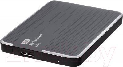 Внешний жесткий диск Western Digital My Passport Ultra 500GB Titanium (WDBPGC5000ATT)