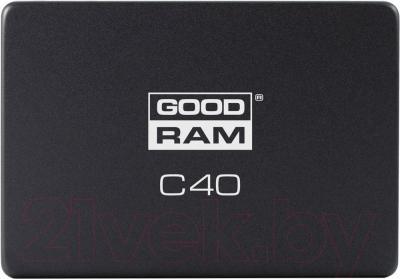 SSD диск Goodram C40 480GB (SSDPR-C40-480)