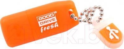 Usb flash накопитель Goodram Fresh Orange 16GB (PD16GH2GRFOR9)