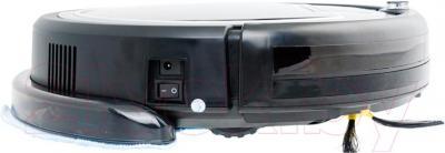 Робот-пылесос Kitfort KT-503 - вид сбоку