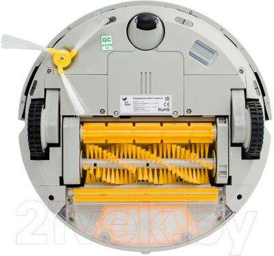 Робот-пылесос Kitfort KT-512 - вид снизу