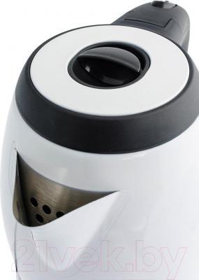 Электрочайник Kitfort KT-602 (молочный)