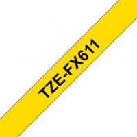 Лента Brother TZEFX611 -