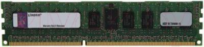 Оперативная память DDR3 Kingston KVR16LR11S4/8