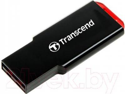 Usb flash накопитель Transcend JetFlash 310 64GB Black (TS64GJF310)