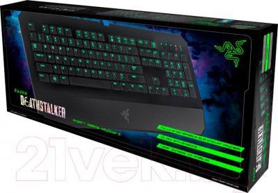 Клавиатура Razer DeathStalker (RZ03-00800700-R3R1) - упаковка