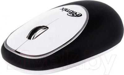 Мышь Ritmix RMW-250 Antistress (черный)
