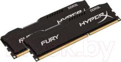 Оперативная память DDR3L Kingston HX318LC11FBK2/16