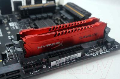 Оперативная память DDR3 Kingston HX321C11SRK2/8