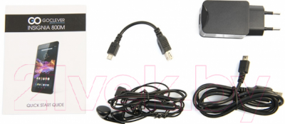 Планшет GoClever INSIGNIA 800 WIN 16GB