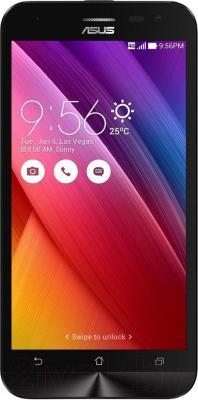 Смартфон Asus Zenfone 2 Laser / ZE500KL-6J220RU (серебристый)