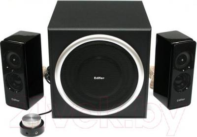 Мультимедиа акустика Edifier S330D (черный) - общий вид