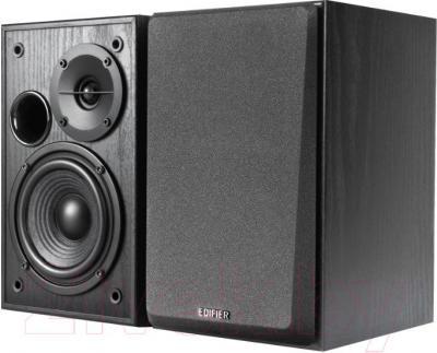 Мультимедиа акустика Edifier R1100 (черный) - общий вид