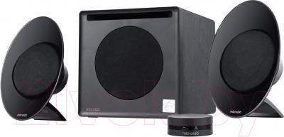 Мультимедиа акустика Microlab FC-50BT (черный) - общий вид